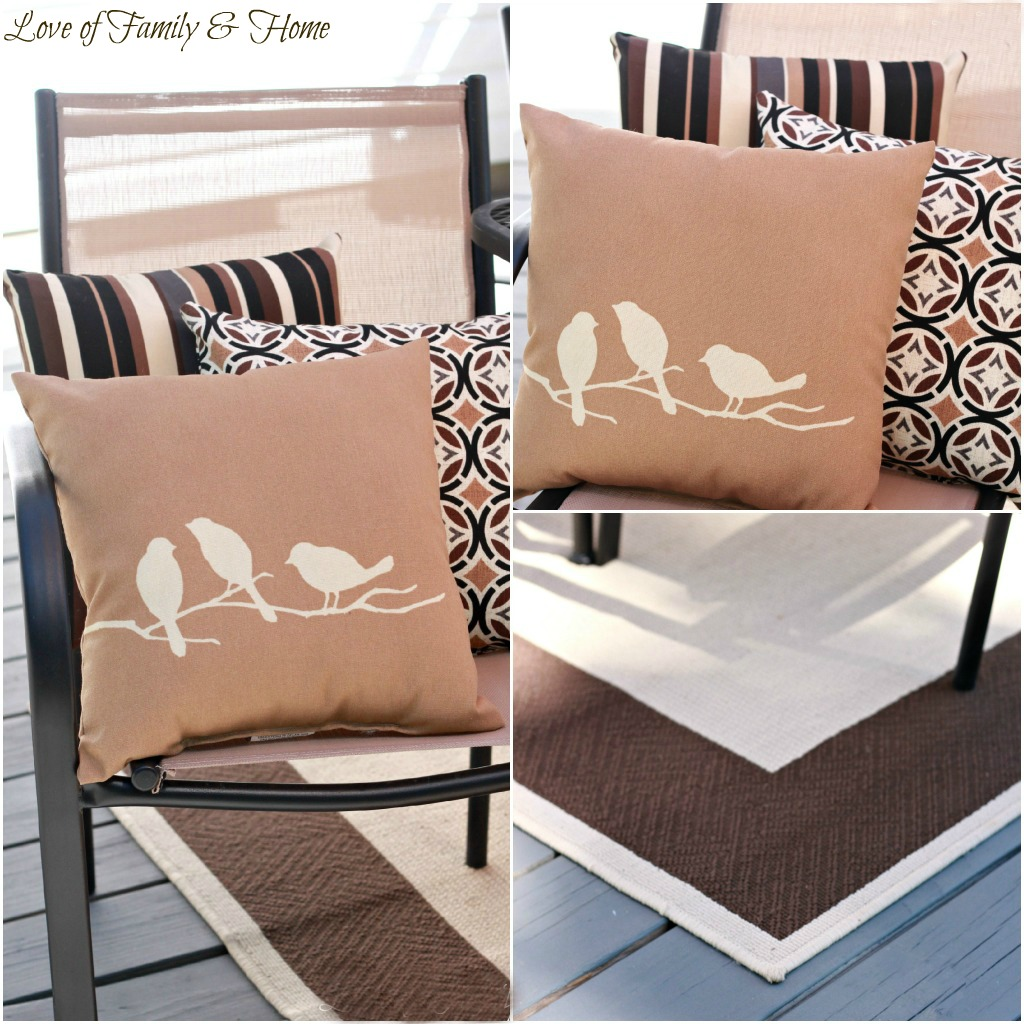 Stop & Smell The Roses.Deck Sneak Peek - Love of Family & Home