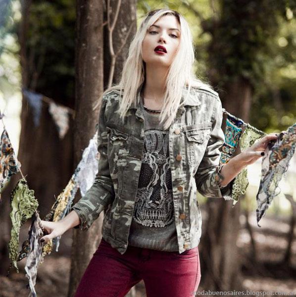 Habitually Chic Beautiful In Buenos Aires: Moda Y Tendencias En Buenos Aires : SWEET INVIERNO 2013