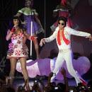 Koleksi Foto Konser Katy Perry di Indonesia