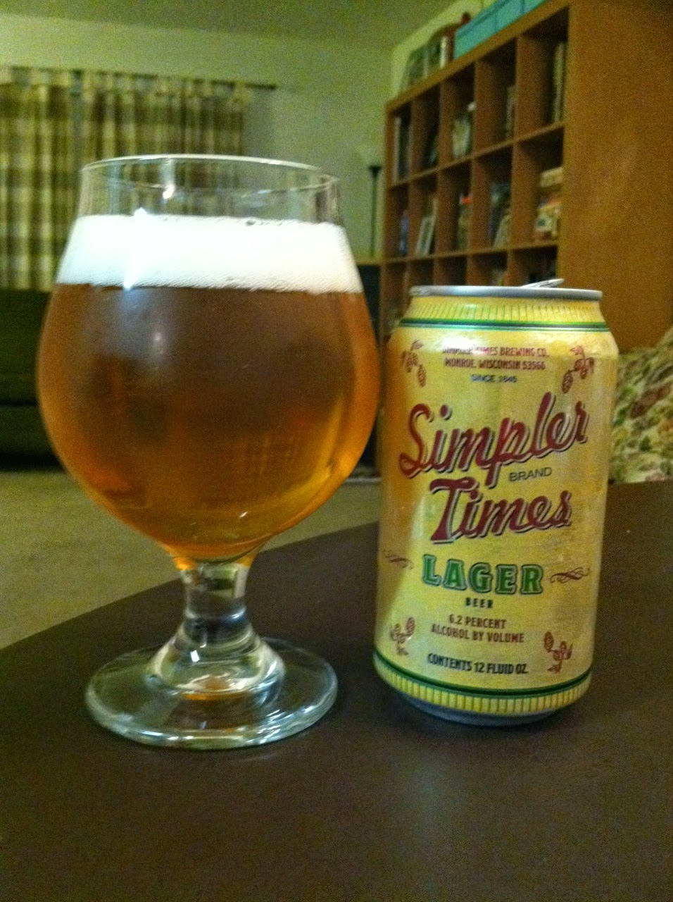 Simpler Times lager 1