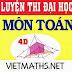Bộ chuyên đề ôn thi Đại học Toán 2013 của Nguyễn Đức Thắng