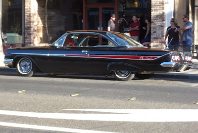 Classic Cars, Downtown Woodland, 07/25/14