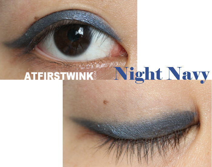 Clio All That Eye Styler Kit 2 - Walk on the city (Night Navy)