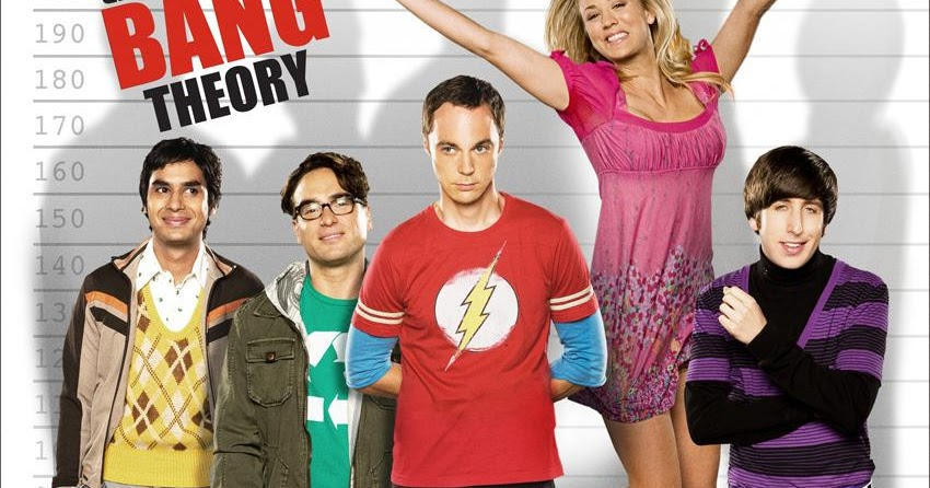 The Big Bang Theory 2 Segunda temporada BRASIL