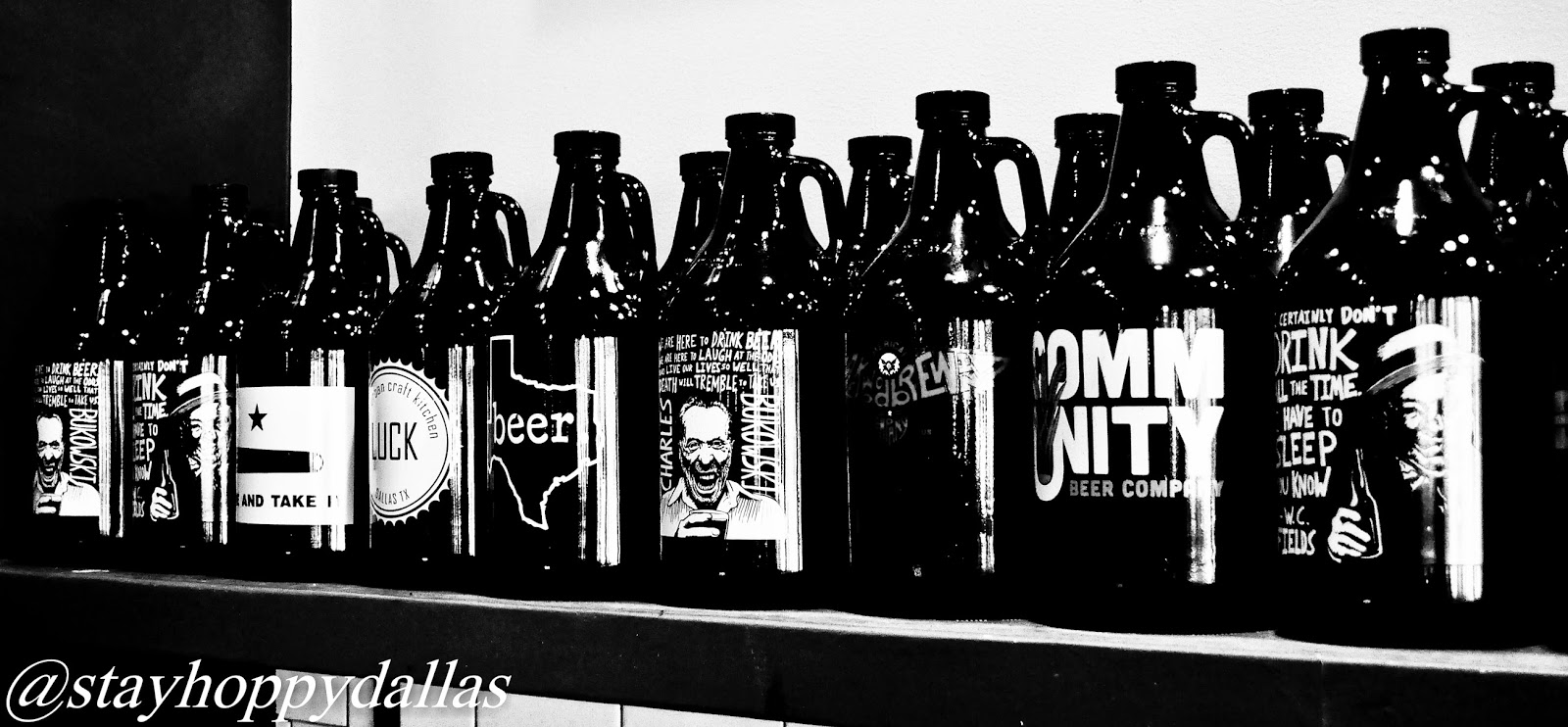 Haus of Growlers Growlers
