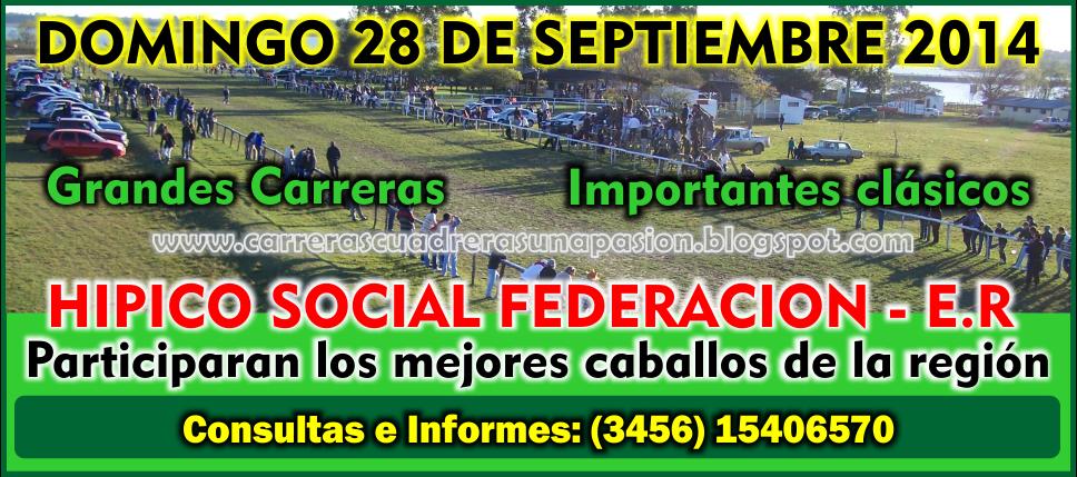 FEDERACION - REUNION 28.09.2014