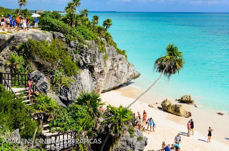 Cancun: Praia de Tulum, na Riviera Maya