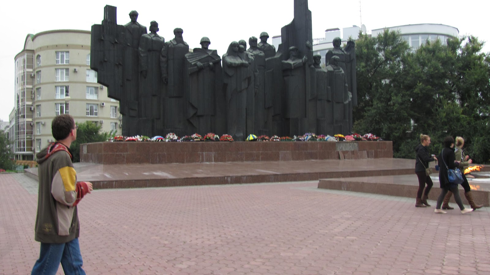 Voronezh Russia  city photos : The Grand Adventure: First Day in Voronezh Russia!