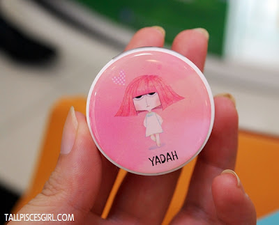 Most popular Yadah Lip Tint Balm color : Shiny Peach