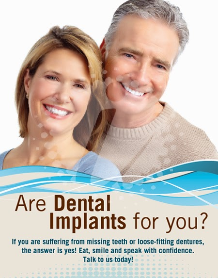 Are Dental Implants for You............