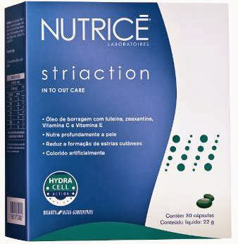 Nutricé Striaction