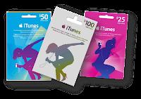iTunes Gift Cards en Argentina pagando en Pesos.