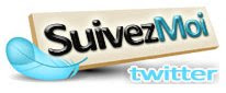 Suivez nous sur Twitter !