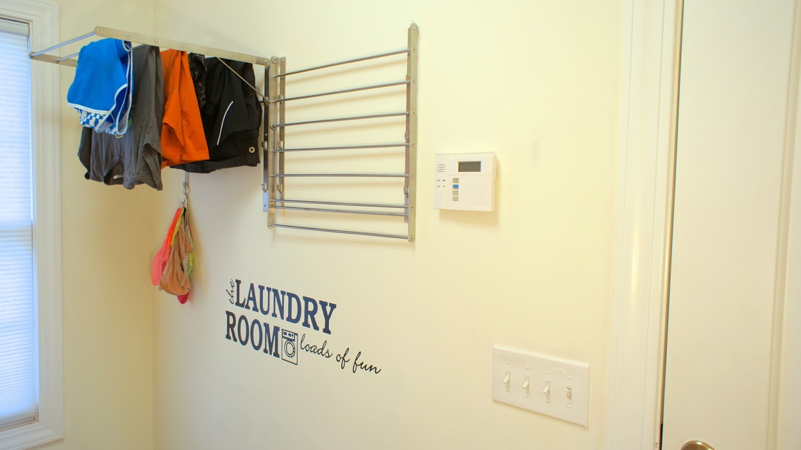 Food. Fashion. Home.: Laundry Room Refresh - Part 1