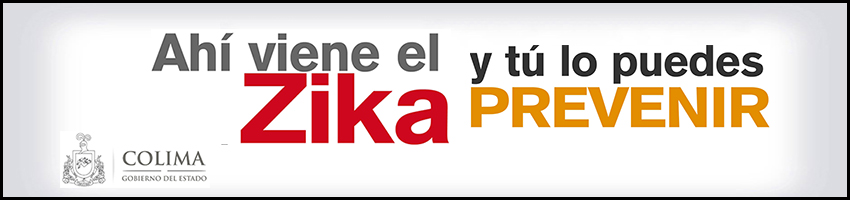 Zika En colima