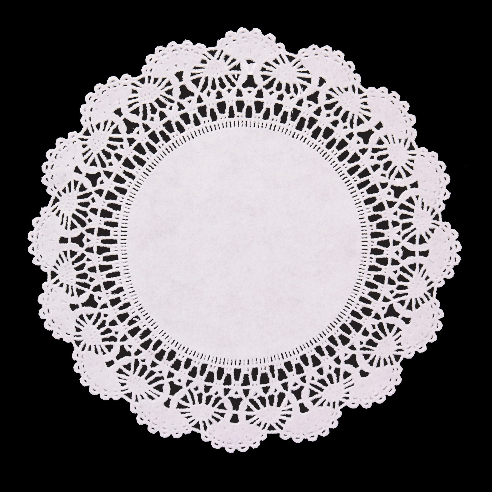 paper doily Paper doilies found in: multipack round paper doilies in assorted sizes, 32-ct packs, delicately elegant, yet fully disposable paper doilies are a.