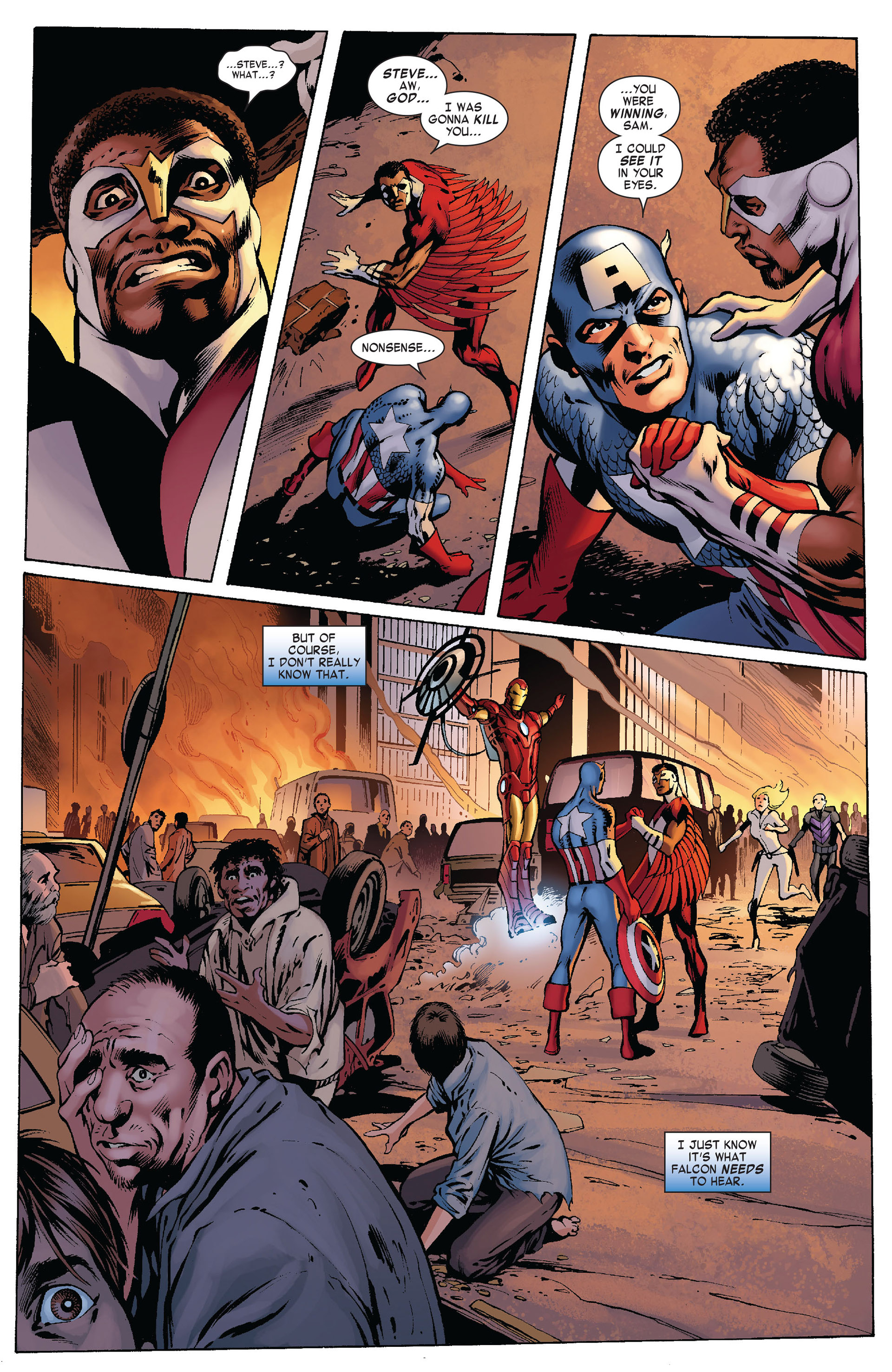 Captain America (2011) Issue #10 #10 - English 20