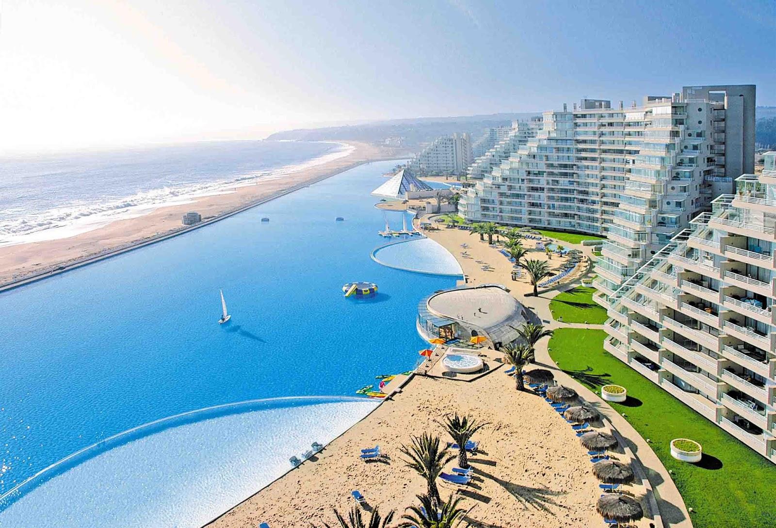 Imagenes ethel imagenes de hoteles mas hermosos del mundo for Piscina chile