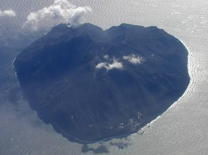 Island near Bali, Indonesia