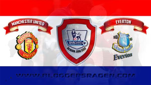 Prediksi Pertandingan Manchester United Vs Everton Jadwal