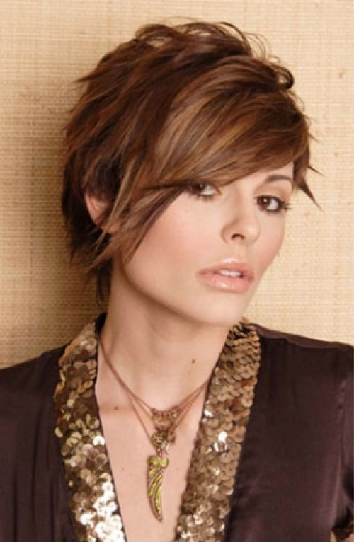 Hairstyle Collections: Short Hairstyles 04