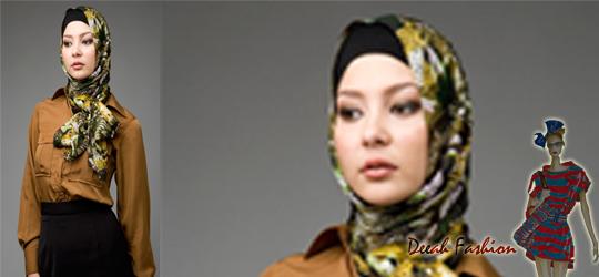 Baju Kantor Muslim FabChic Trend Baju Kerja 2014