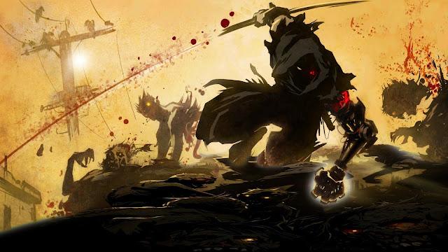Yaiba Ninja Gaiden Z HD Wallpaper