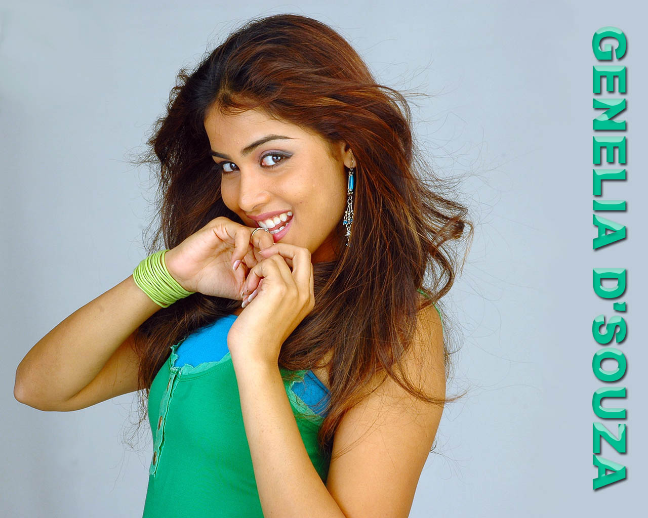Genelia D Souza Movies ListGenelia Hairstyle In Force