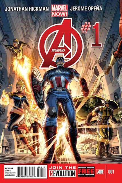 Avengers(Marvel Now) comics descarga gratis español