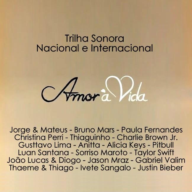 Site de capas de dvd e cd trilha sonora da novela amor 224 vida 2013