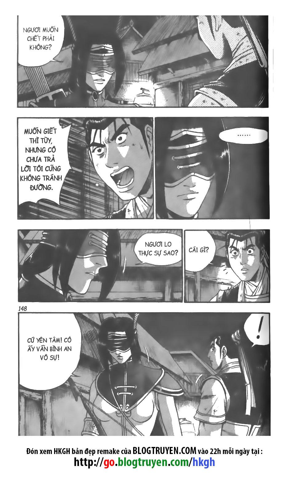 Hiệp Khách Giang Hồ chap 277 page 9 - IZTruyenTranh.com