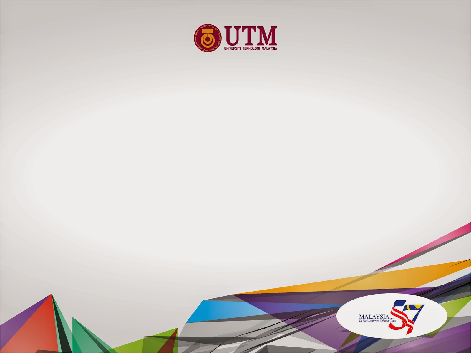 utm powerpoint template. ome to blog graphic unit utm welc, Presentation