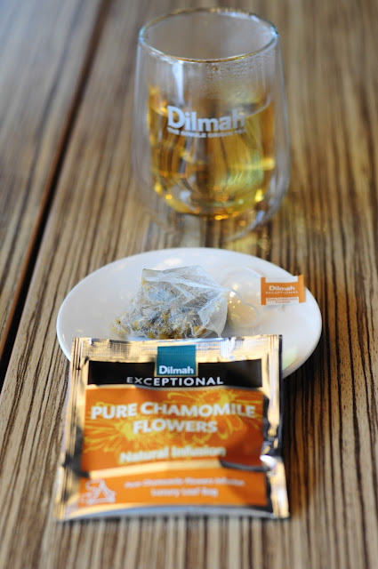 dilmah exceptional pure chamomile flowers