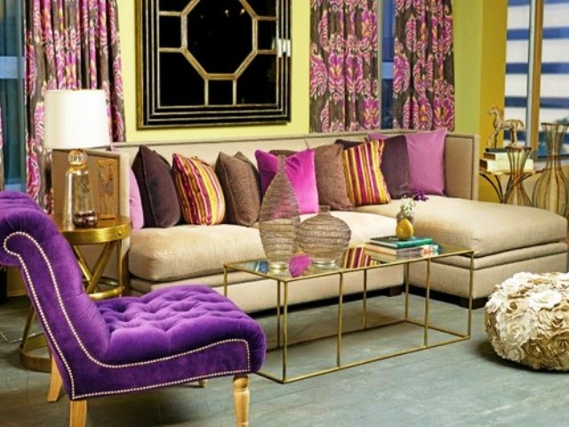 Foundation dezin decor funky furniture for that wow for Eclectic home designs