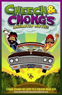 Cheech And Chong is Animated Movie grati