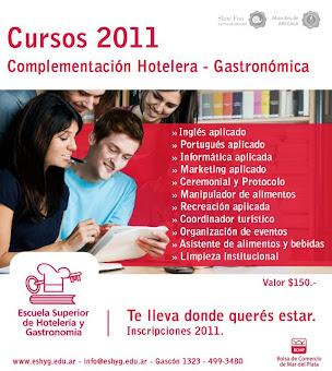 .Cursos 2011.