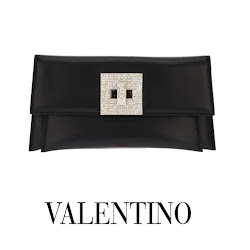 Sophie, Countess of Wessex Style VALENTİNO Clutch Bag