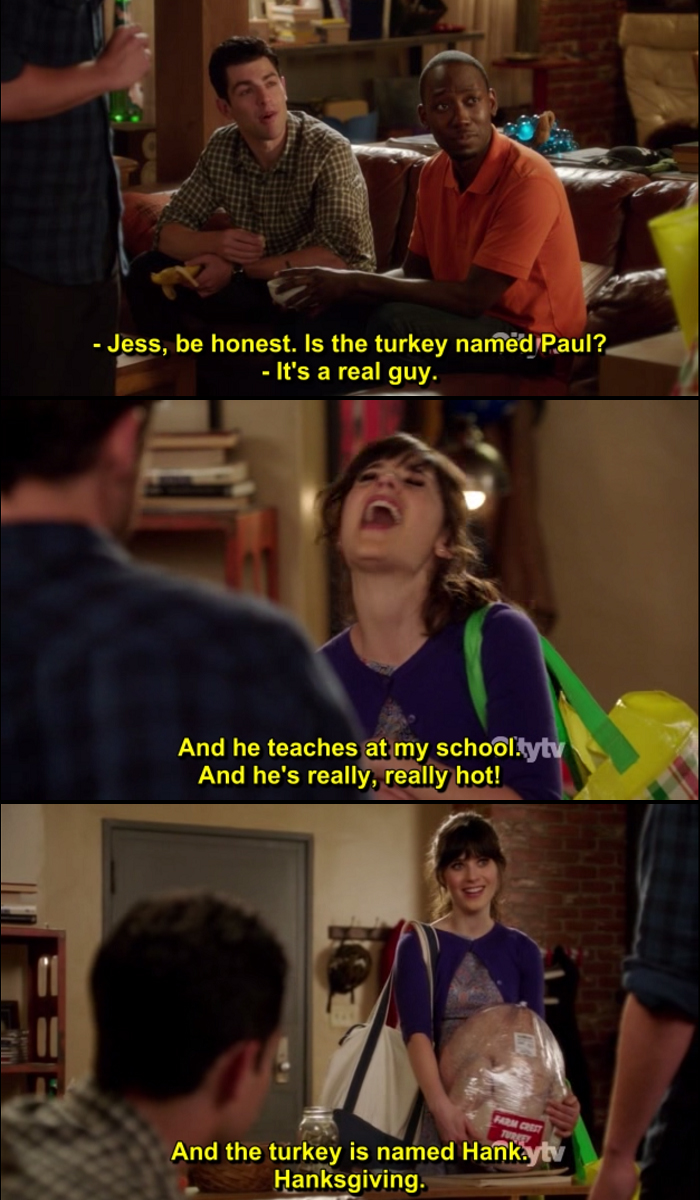 Best Quotes From New Girl. QuotesGram