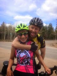 Biking with Johnny Makes Me SO Happy!