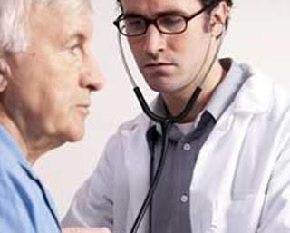 Os homens só procuram os médicos quando a doença está muito avançada