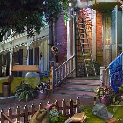 Hidden4Fun Hendersons House
