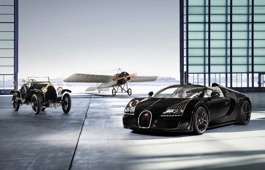 「Bugatti Veyron Grand Sport Vitesse Black Bess」