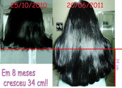 Depois do big chop o cabelo crescer mais rapido