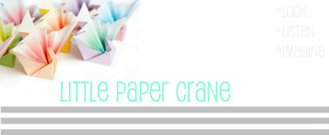Little Paper Crane