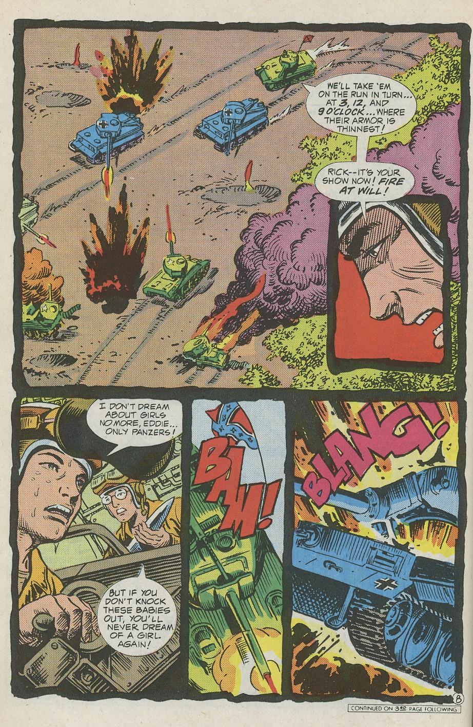 G.I. Combat (1952) Issue #288 #288 - English 11