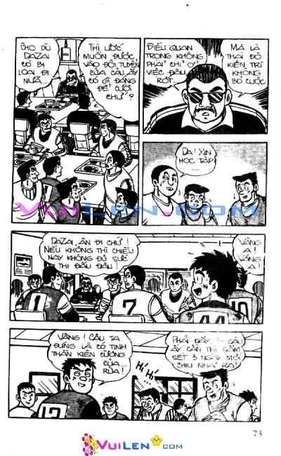 Jindodinho - Đường Dẫn Đến Khung Thành III  Tập 13 page 73 Congtruyen24h
