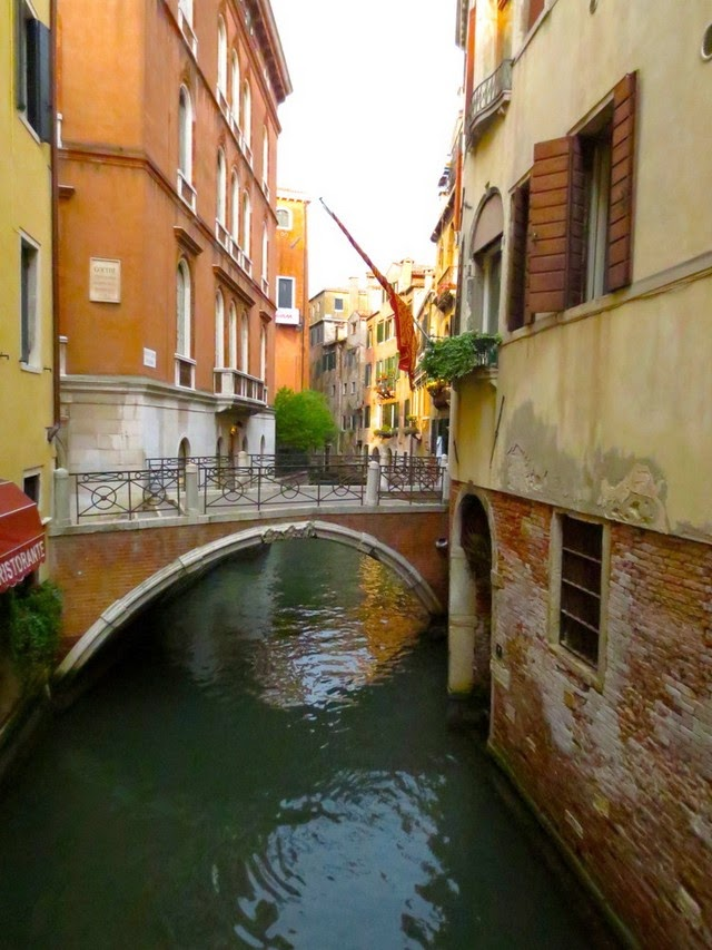 36. Venice Canals/Alleys (Venice, Italy)
