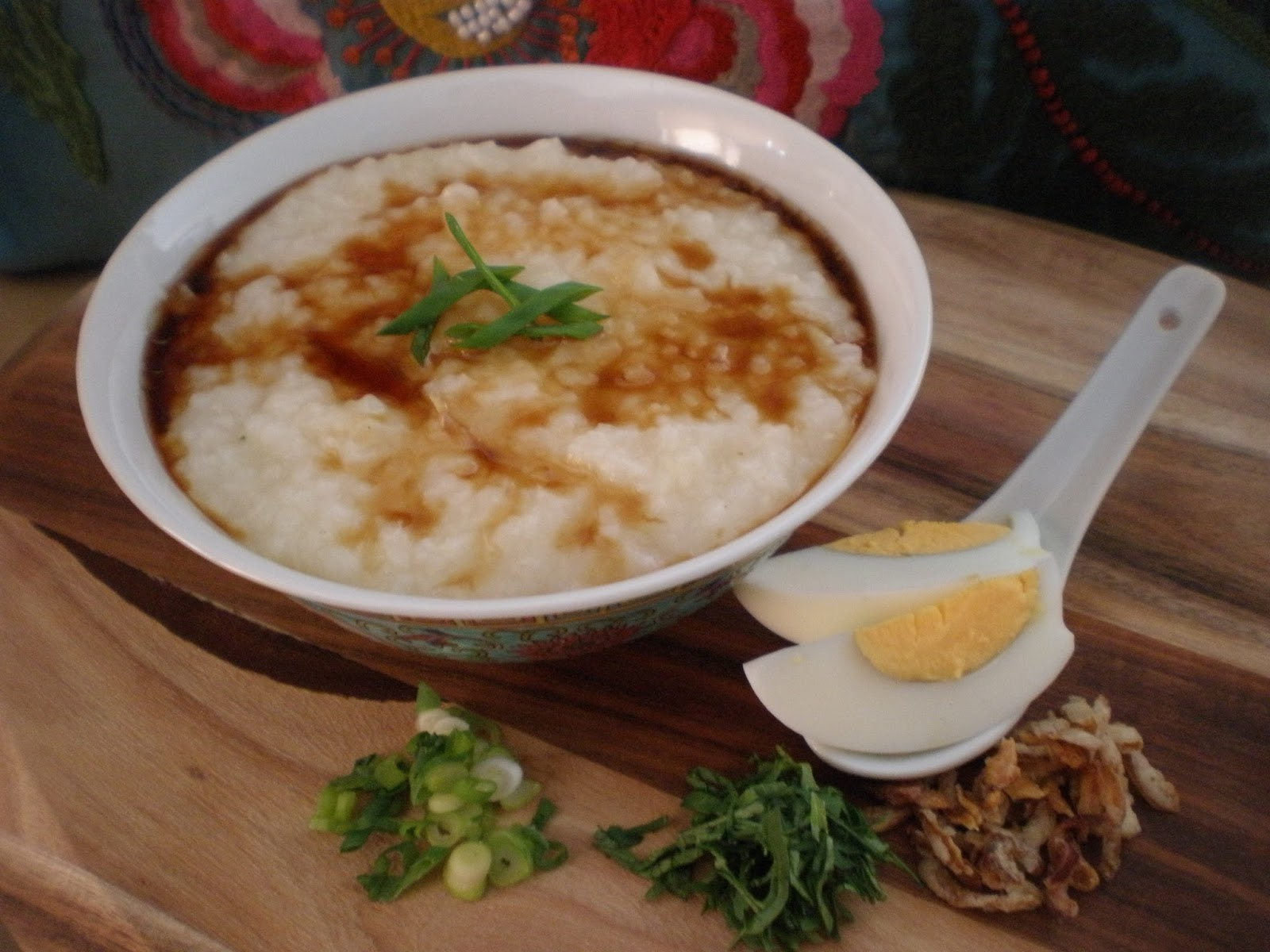 The InTolerant Chef ™: Cosy Chicken Congee