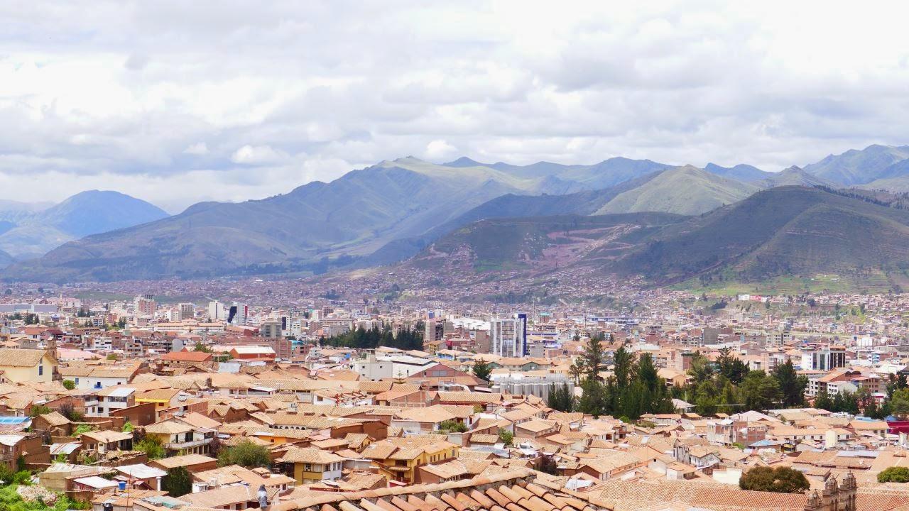 Cusco - atemberaubende Aussichten
