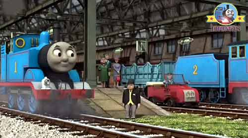 Happy Birthday Sir Topham Hatt